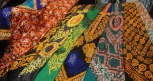 انواع روسری کلاقه ای
