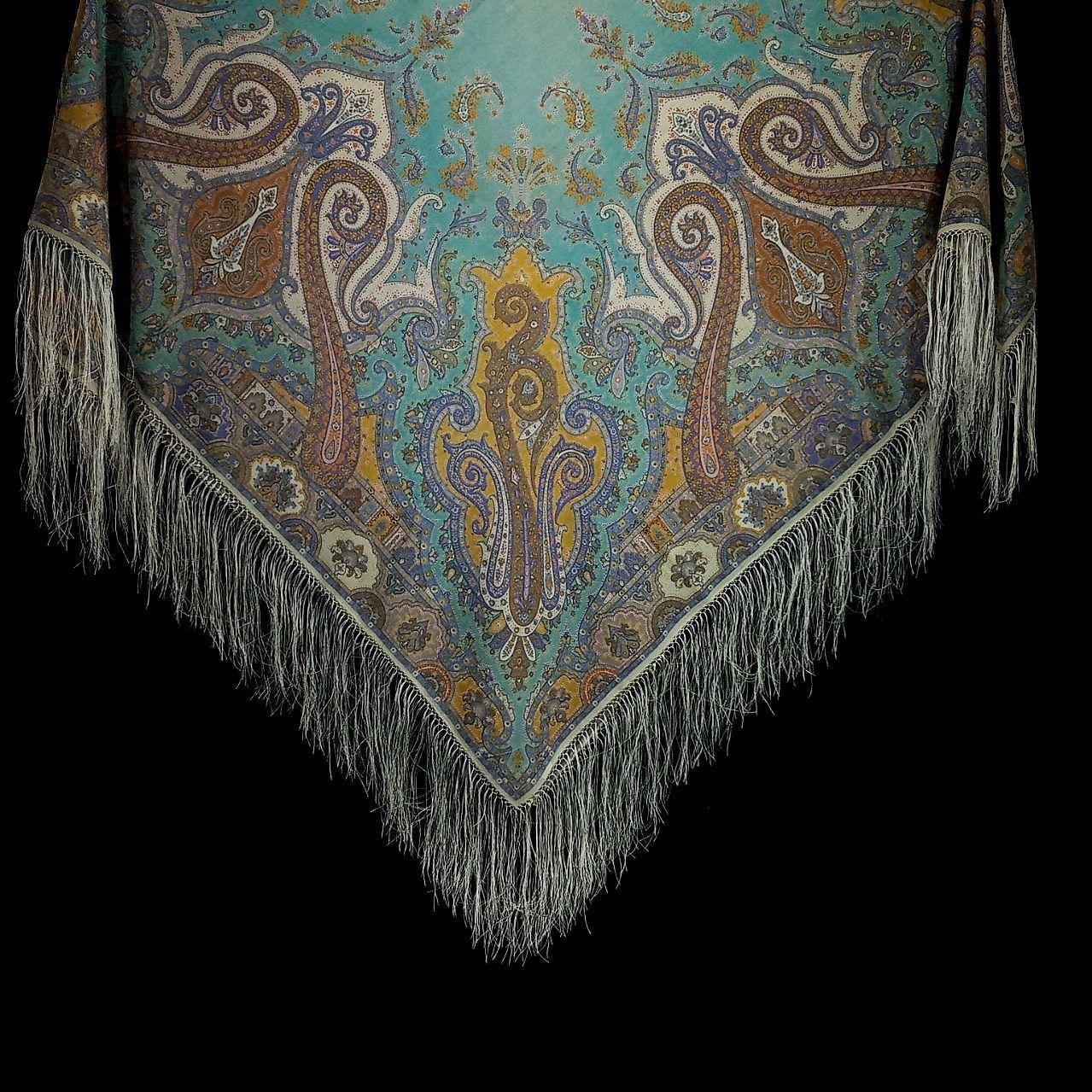 فروش روسری ترکمنی اصل با قیمت ارزان